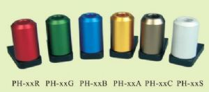 Coloured post holder for 12mm post - PH12-75X